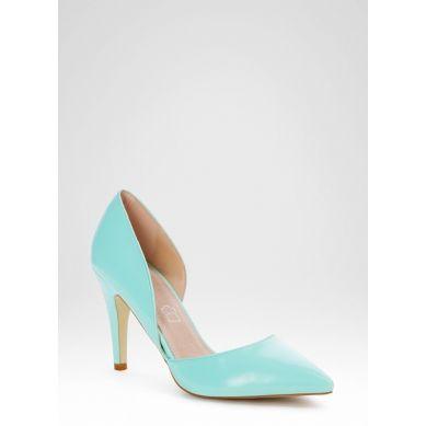 Szpilki Błękitne Beauty Me Blue Heels