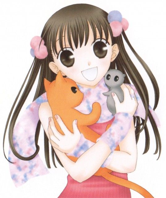 Tohru Honda From Fruits Basket. She Is A Normal Homeless