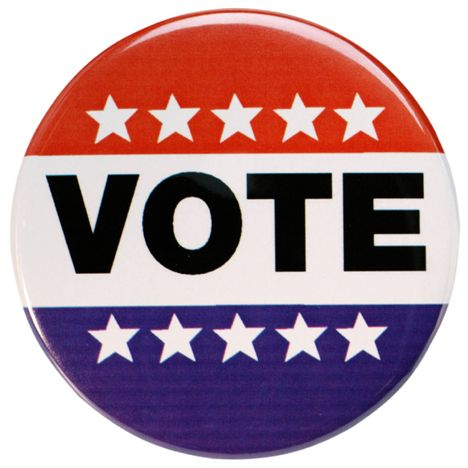 ELECTION DAY - Don't forget to vote! @ Find Polling Locations Below