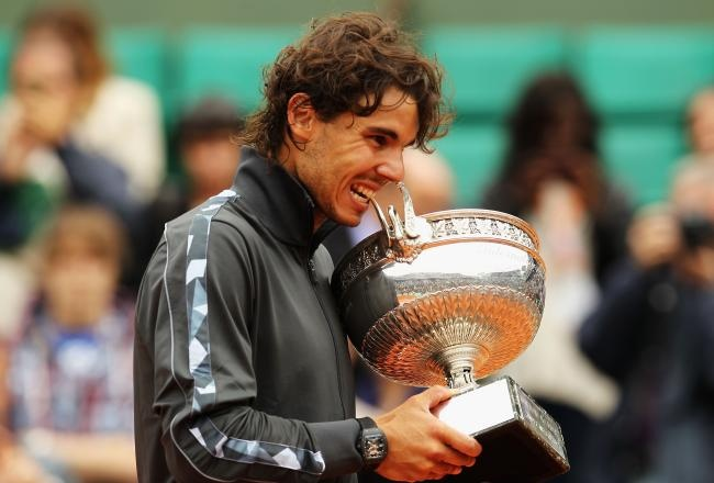 After having won seven of the last eight French Opens, it is silly to have Rafael Nadal enter the 2013 French Open as a fourth or fifth seed.  However, that is exactly where he is headed.  After missing the majority of the tournament action due to a knee injury following last year's Wimbledon, Nadal has slipped in the rankings to No. 5. He may improve to No. 4 before the French, and wherever he does sit heading into that tournament is where he will be seeded.