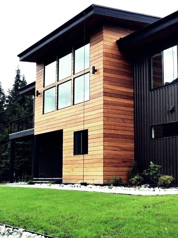 65 Stunning Cedar Siding Ideas Board And Batten Siding Blog Modern Farmhouse Exterior Exterior House Siding Wood Siding Exterior