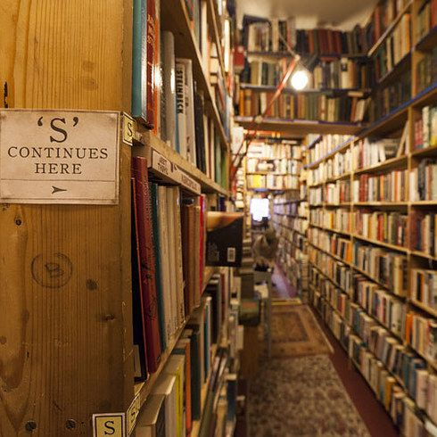 Often described as a TARDIS, it's easy to get swept up in Armchair Books. By the way, if you're a book lover in Edinburgh, try and get a ticket to Electric Bookshop to chat about the future of books. - 19 Magical Bookshops Every Book Lover Must Visit