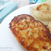 Breaded Ranch Chicken with Hidden Valley | Love, Pomegranate House
