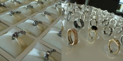 Pandora charms, rings, necklaces, earrings, and bracelets. We have them all! Mitchum. Jewelers.