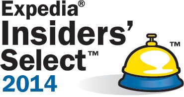 #Corinthiabud is being chosen as an #Expedia® Insiders' Select™ 2014 #winner