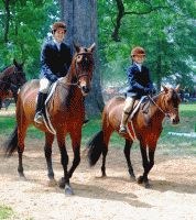 "The Joys and Pitfalls of being a ""Horse Show Mom."" Great article from Equitrekking."