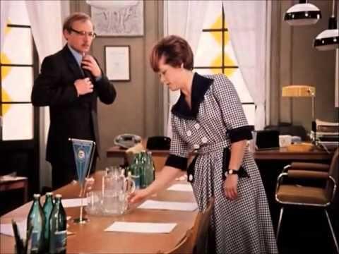 """Служебный роман - конец фильма """"Office Romance"""""""