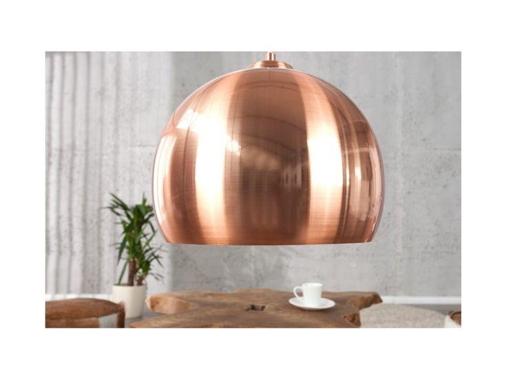 Lampa Wisząca Copper Ball — Lampy wiszące Invicta Interior — sfmeble.pl