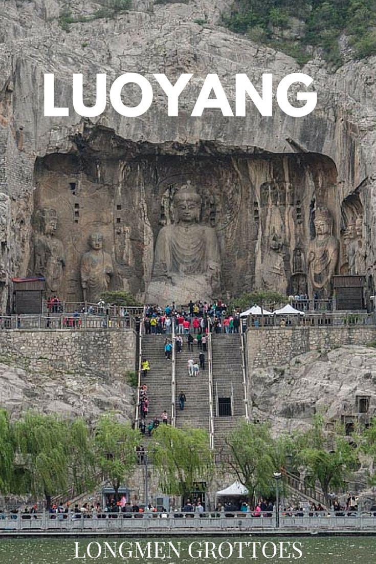 While Luoyang isn't a large city and probably somewhere you wouldn't have thought of visiting.  And if you have, it's probably because of Shaolin Temple.  What most people don't know is that the city is a central point to explore a few other highlights that shouldn't be missed – White Horse Temple, Peony Garden and Longmen Grottoes.