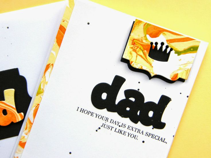 Kara Vrabel for Wplus9 featuring Epic Dad Dies and Strictly Sentiments 4