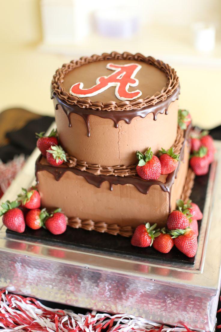 Alabama Cake, Alabama Groom's Cake www.indulgesweetshoppe.com Clanton, Alabama Cakery