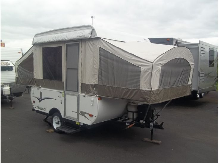 Used 2013 Viking Epic-1706LS #Folding_camper in Kelso @ RvStock.Net