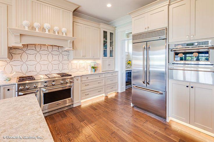 Kitchen The Rangemoss House Plan #1211 : Cook : Pinterest ...