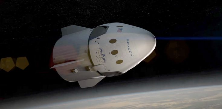 SpaceX Dragon V2 is here and it's awesome—check out the first pictures!