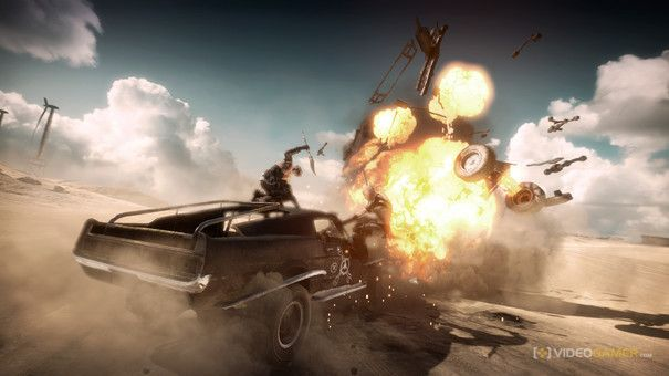 Mad Max Game Screenshots