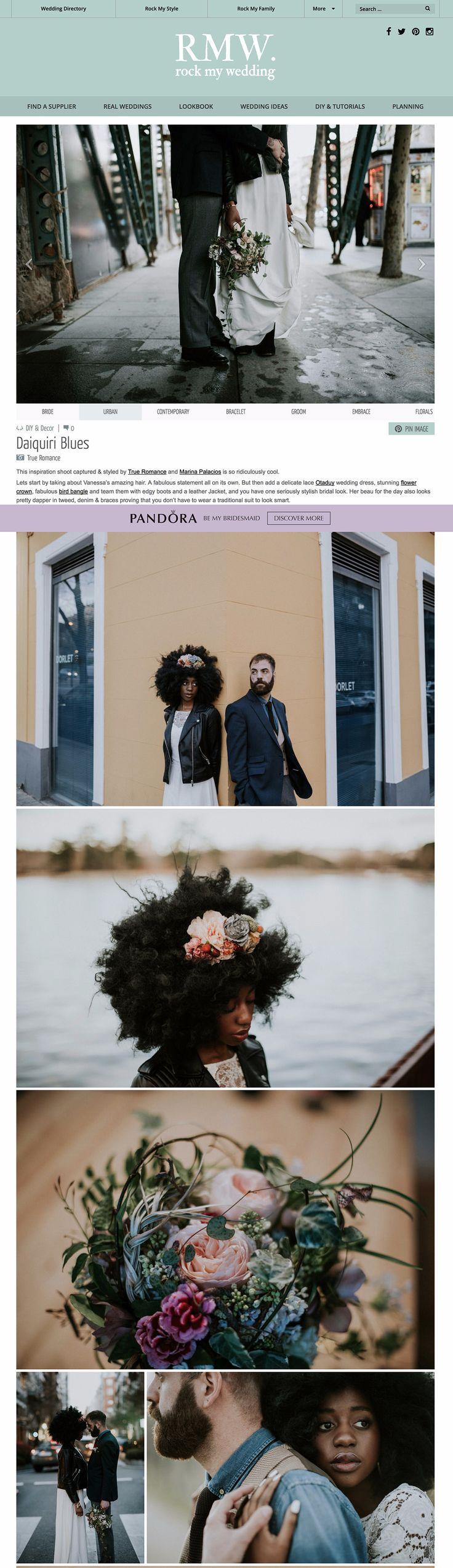 [ FEATURED ] Rock my wedding