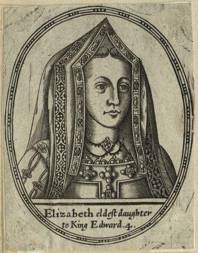 Elizabeth of York   Queen Elizabeth of York, daughter of King Edward IV, mother of Henry ...