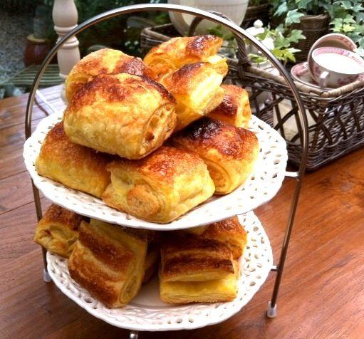 Amandelbroodjes voor bij de koffie of thee