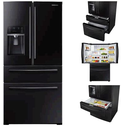 The best French Door Refrigerators guide by Handyman tips! Learn how to choose the proper fridge for your kitchen!