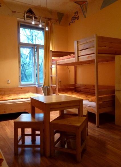 Hostel ELF in Prague, Czech Republic - Find Cheap Hostels and Rooms at Hostelworld.com