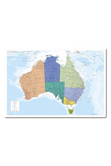 24 best cork map pin boards images on pinterest bulletin boards australia map pin board framed in white wood includes pins iposters from 5695 gumiabroncs Images