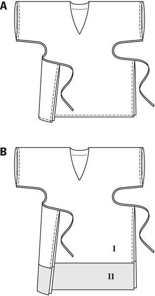 Tunic pattern: