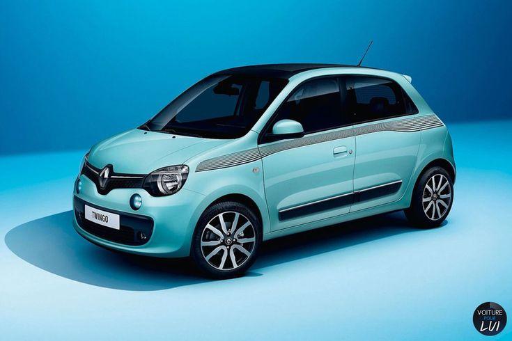 #Renault #Twingo 2015  ALL PHOTOS www.voiturepourlui.com