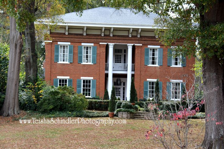 "Rebekah Mikaelson House"" - Mystic Falls, Virginia Actual Location: Covington, Georgia Actual House Name: Dixie Manor"