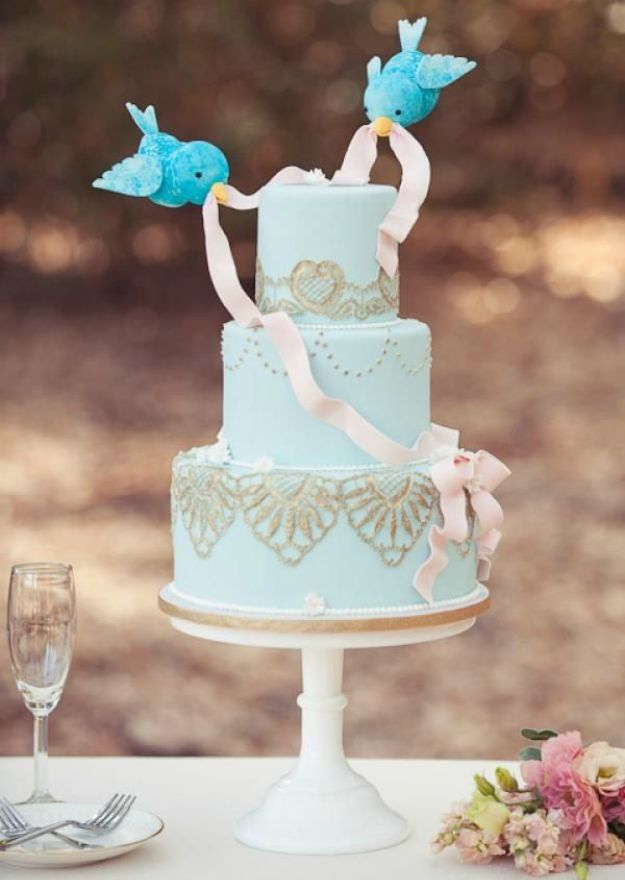 16 Amazing Disney Wedding Details