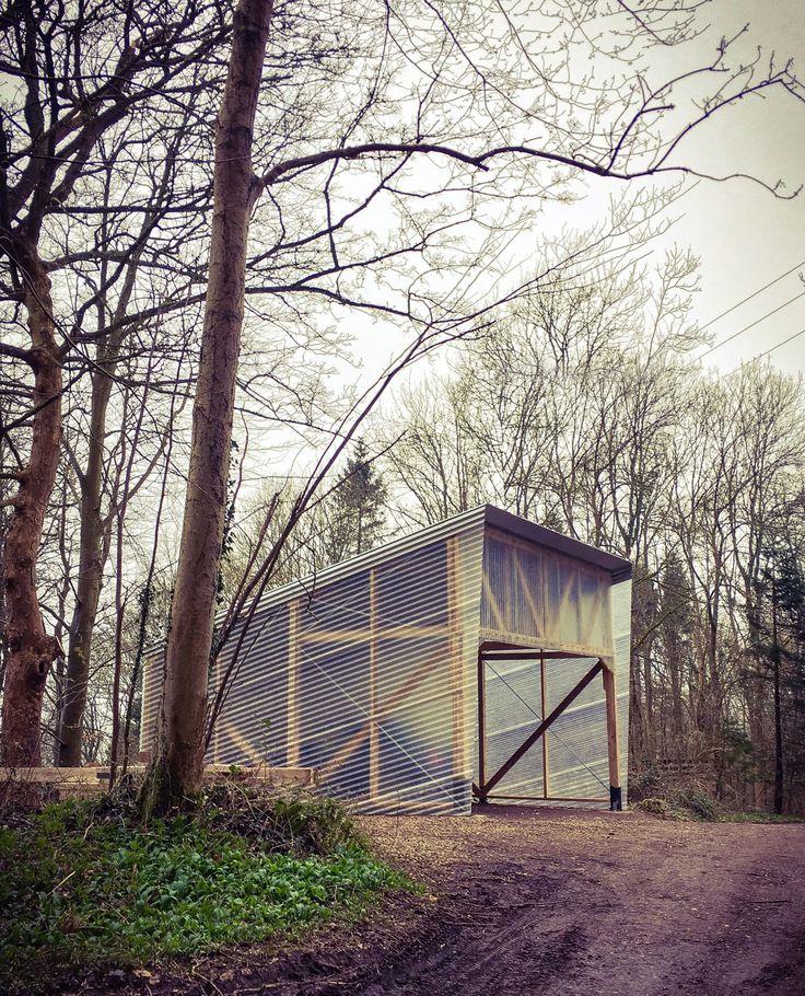 Invisible Studio · Ghost Barn