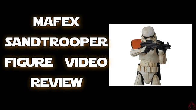 Mafex Sandtrooper Video Review: Not Bad for a Medicom Figure - http://www.entertainmentbuddha.com/mafex-sandtrooper-video-review-not-bad-for-a-medicom-figure/