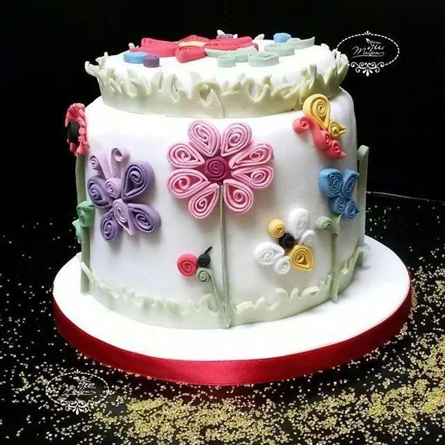 Spring cake - Cake by Fées Maison