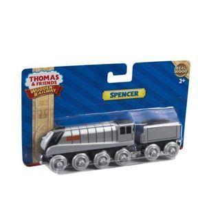 Thomas the Train Wooden Railway Spencer