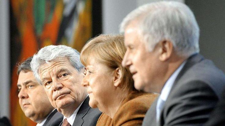 Keine zweite Amtszeit | Gauck macht Schluss! - Politik Inland - Bild.de