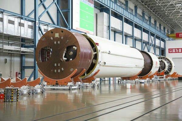 Long March 5 rocket