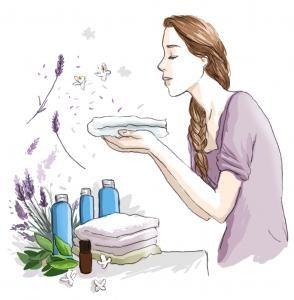 Des soins nature pour mon linge - Aroma-Zone