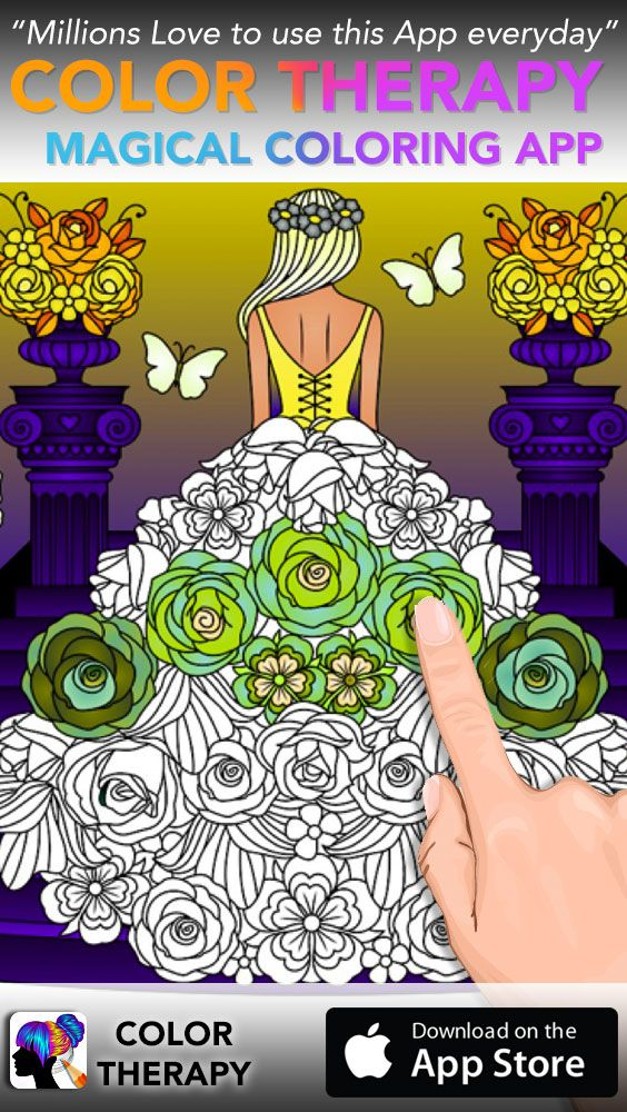 Try This Viral Coloring App For Adults And Find Out Why Millions Of Creative Minds