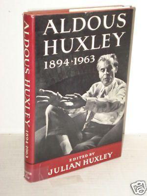 Toucandeal.com (Aldous Huxley 1894-1963; Biography, Memoirs, Literary)