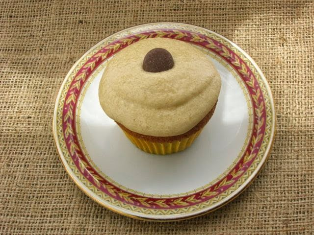 Burnt Butter Cupcakes