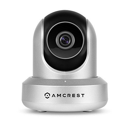 #9: Amcrest ProHD 1080P WiFi Wireless IP Security Camera  1080P (1920TVL) IP2M-841 (Silver) Amcrest ProHD Wireless Security Camera is one of the best online products in Photo  category in USA. Click below to see its Availability and Price in YOUR country.