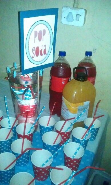 Ready to POP Soda's