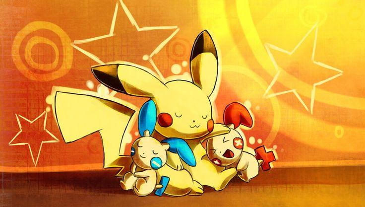 131 best images about Pichu / Pikachu / Raichu on ...