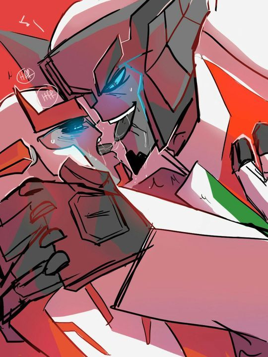 Transformers Yaoi Pic (Sometimes) - knockout x breakdown or