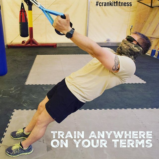 Club crankit gives you FREE access to hundreds of functional training exercise videos, workouts, challenges and training plans.  Experience real results.  Workout Anywhere.  Stay motivated.  Earn points to spend in the shop on fitness products, apparel and much more.  Join CRANKIT FITNESS CLUB today. Link in bio.  #clubcrankIt #CrankItfitness