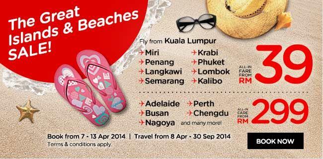Kuala Lumpur Return ex Perth $280, Syd $340, Melb $344, GC $353, Adel $359 with AirAsia - http://slickdeals.co.nz/deals/2014/4/kuala-lumpur-return-ex-perth-$280,-syd-$340,-melb-$344,-gc-$353,-adel-$359-with-airasia.aspx