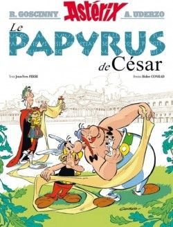 Astérix, tome 36 : Le Papyrus de César : le dernier opus de la série