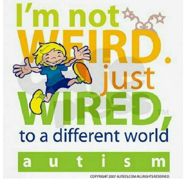 77 best Autism Awareness images on Pinterest | Aspergers autism ...