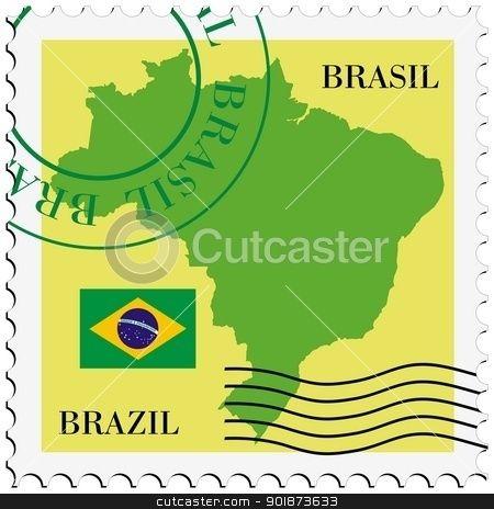 Brazil Stamp