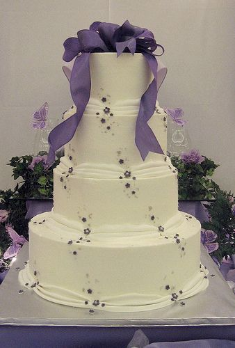If I renew vows or by off chance marry again...this is my cake!
