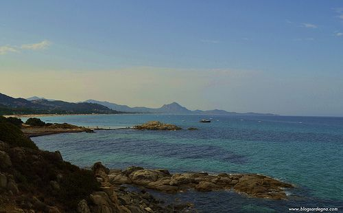 Scoglio di Peppino a Costa Rei #Sardegna